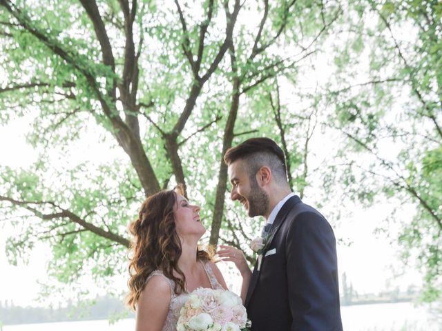 Il matrimonio di Simone e Giada a Ferrara, Ferrara 24