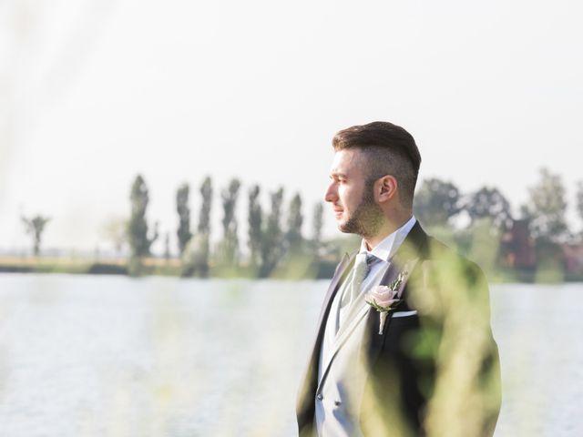 Il matrimonio di Simone e Giada a Ferrara, Ferrara 27