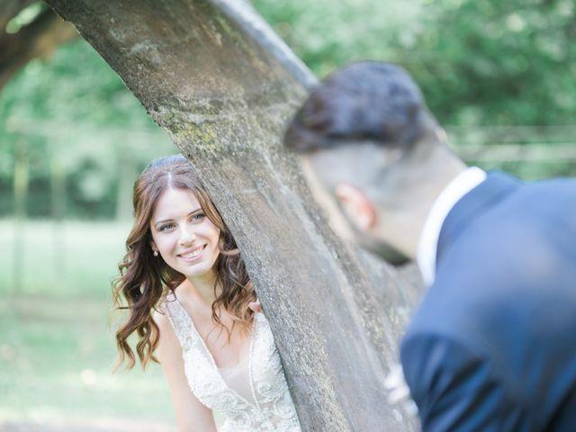 Il matrimonio di Simone e Giada a Ferrara, Ferrara 29