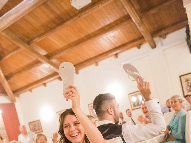 Il matrimonio di Simone e Giada a Ferrara, Ferrara 35