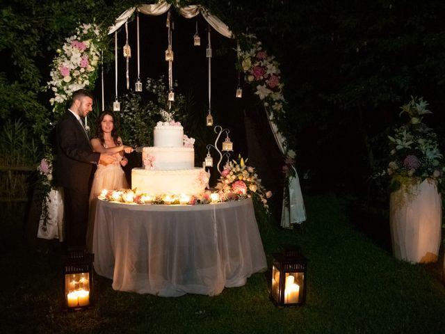Il matrimonio di Simone e Giada a Ferrara, Ferrara 42