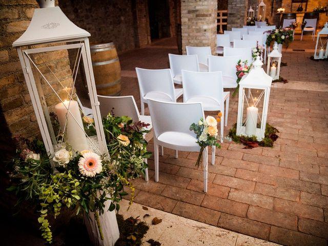 Il matrimonio di Alessandro e Nicoletta a Pozzolengo, Brescia 15