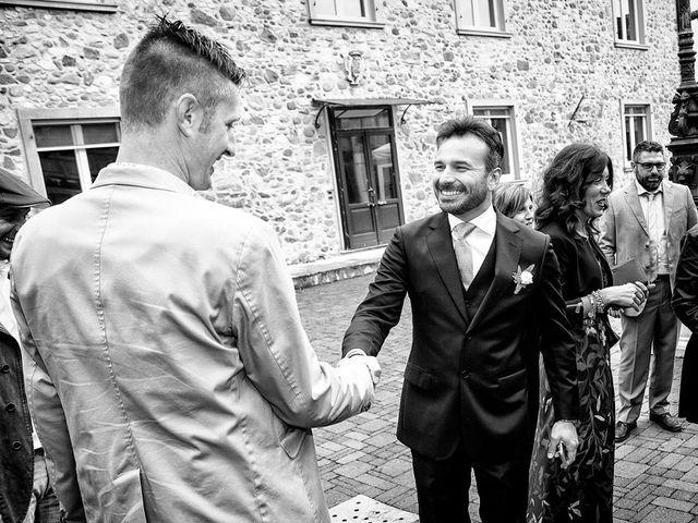 Il matrimonio di Alessandro e Nicoletta a Pozzolengo, Brescia 18
