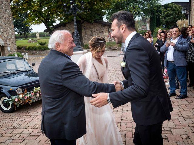 Il matrimonio di Alessandro e Nicoletta a Pozzolengo, Brescia 22