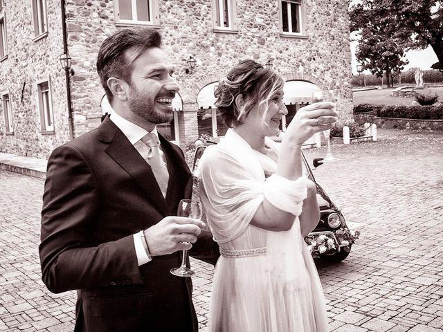 Il matrimonio di Alessandro e Nicoletta a Pozzolengo, Brescia 24