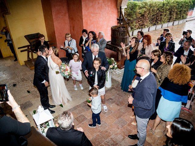 Il matrimonio di Alessandro e Nicoletta a Pozzolengo, Brescia 46