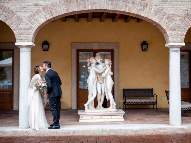 Il matrimonio di Alessandro e Nicoletta a Pozzolengo, Brescia 51