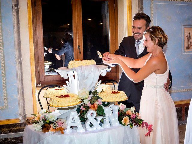 Il matrimonio di Alessandro e Nicoletta a Pozzolengo, Brescia 57