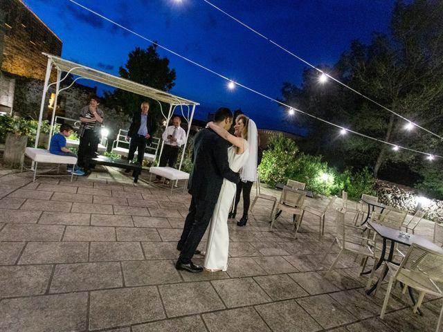 Le nozze di Dominika e Pier