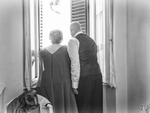 Il matrimonio di Luca e Sarah a Montieri, Grosseto 17