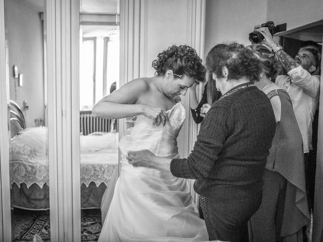Il matrimonio di Luca e Sarah a Montieri, Grosseto 26