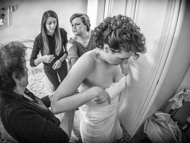 Il matrimonio di Luca e Sarah a Montieri, Grosseto 27