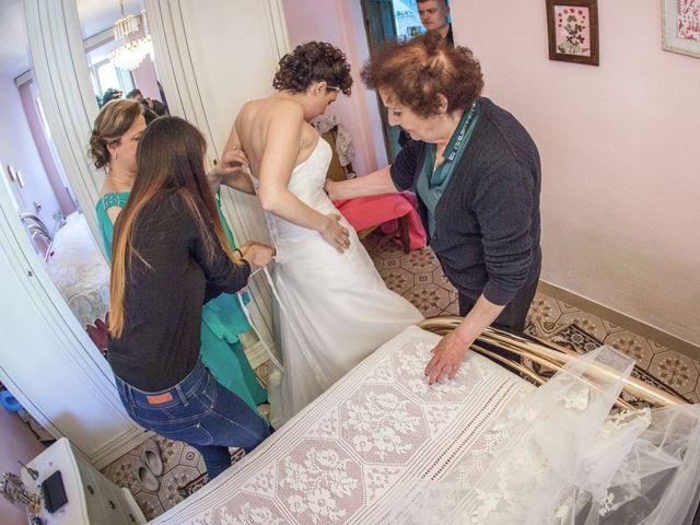 Il matrimonio di Luca e Sarah a Montieri, Grosseto 28