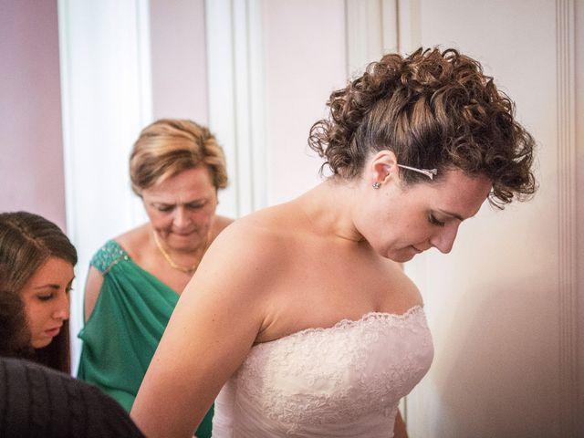 Il matrimonio di Luca e Sarah a Montieri, Grosseto 29