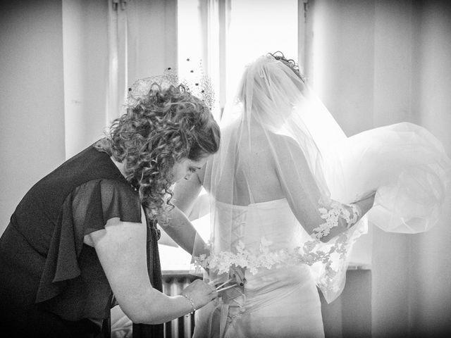 Il matrimonio di Luca e Sarah a Montieri, Grosseto 42