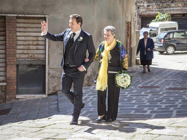 Il matrimonio di Luca e Sarah a Montieri, Grosseto 46