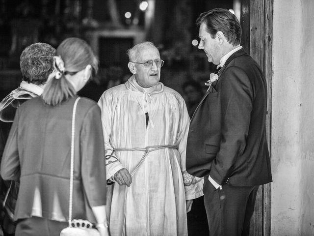 Il matrimonio di Luca e Sarah a Montieri, Grosseto 48