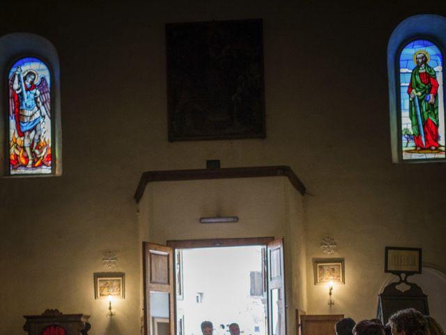 Il matrimonio di Luca e Sarah a Montieri, Grosseto 57