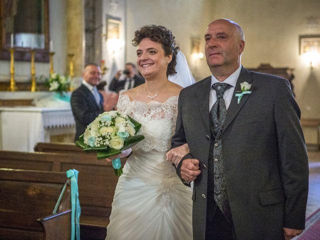 Il matrimonio di Luca e Sarah a Montieri, Grosseto 59