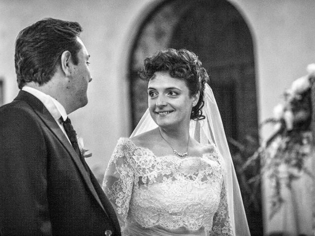 Il matrimonio di Luca e Sarah a Montieri, Grosseto 61