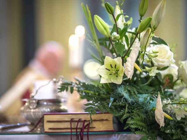 Il matrimonio di Luca e Sarah a Montieri, Grosseto 62