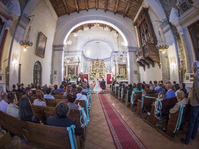 Il matrimonio di Luca e Sarah a Montieri, Grosseto 65