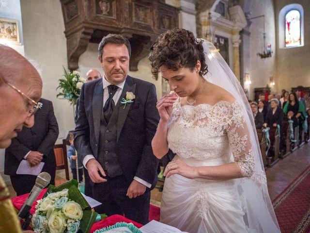 Il matrimonio di Luca e Sarah a Montieri, Grosseto 71