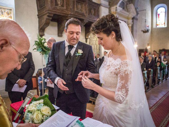Il matrimonio di Luca e Sarah a Montieri, Grosseto 72