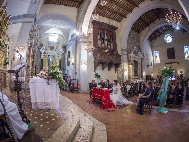 Il matrimonio di Luca e Sarah a Montieri, Grosseto 75
