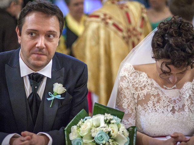 Il matrimonio di Luca e Sarah a Montieri, Grosseto 77