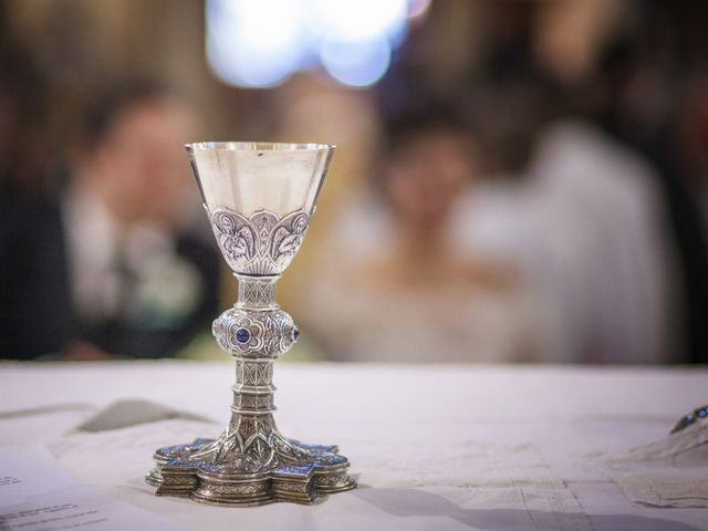 Il matrimonio di Luca e Sarah a Montieri, Grosseto 78