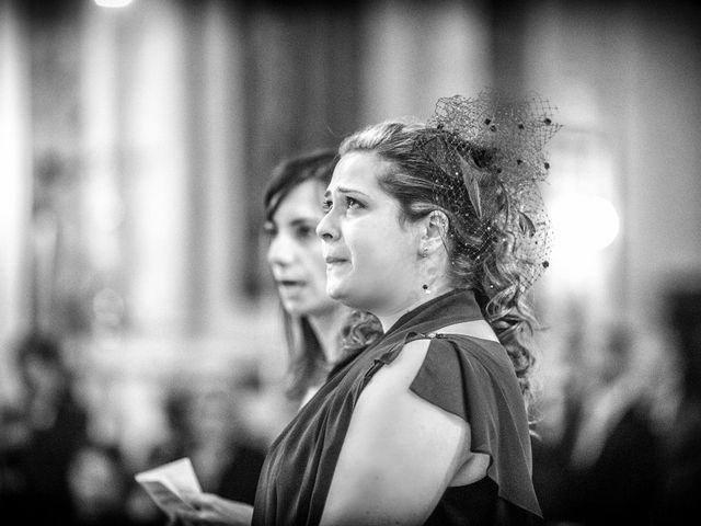 Il matrimonio di Luca e Sarah a Montieri, Grosseto 80