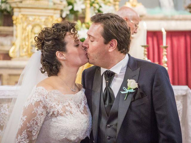 Il matrimonio di Luca e Sarah a Montieri, Grosseto 82