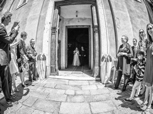 Il matrimonio di Luca e Sarah a Montieri, Grosseto 85