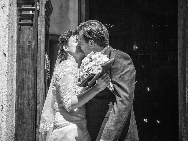 Il matrimonio di Luca e Sarah a Montieri, Grosseto 88