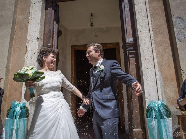 Il matrimonio di Luca e Sarah a Montieri, Grosseto 89