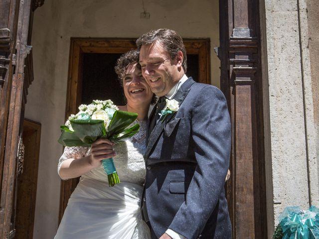 Il matrimonio di Luca e Sarah a Montieri, Grosseto 90