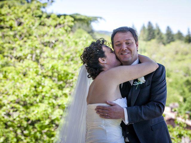Il matrimonio di Luca e Sarah a Montieri, Grosseto 97