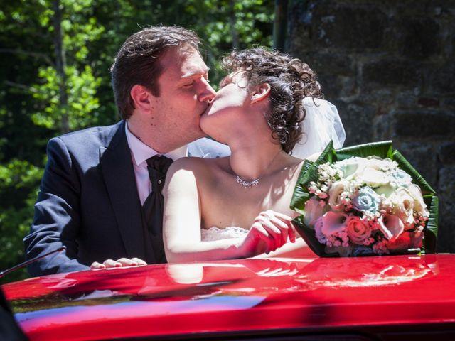 Il matrimonio di Luca e Sarah a Montieri, Grosseto 102