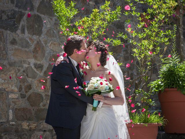 Il matrimonio di Luca e Sarah a Montieri, Grosseto 105