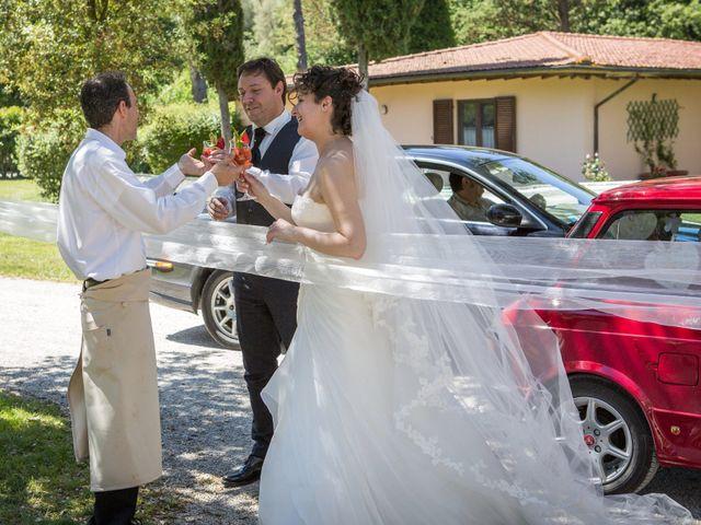 Il matrimonio di Luca e Sarah a Montieri, Grosseto 110