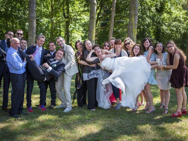 Il matrimonio di Luca e Sarah a Montieri, Grosseto 115