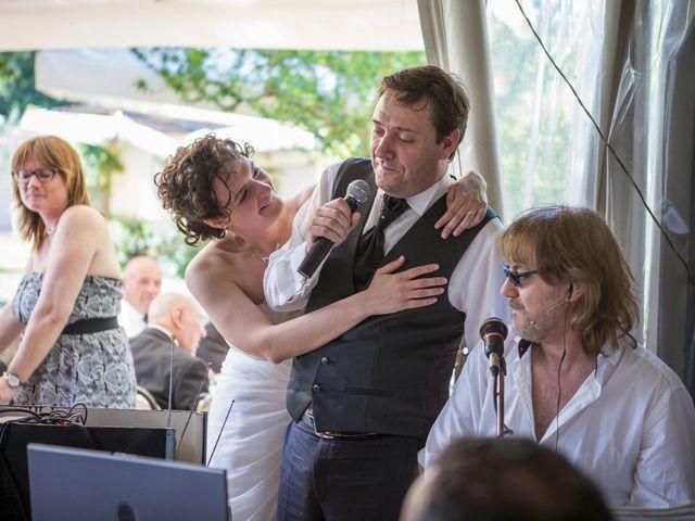 Il matrimonio di Luca e Sarah a Montieri, Grosseto 118