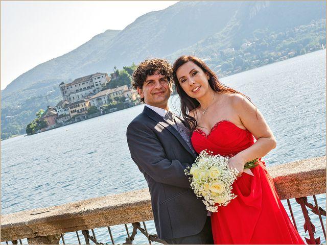 Le nozze di Paola e Gianni