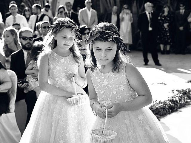 Il matrimonio di Paul e Leah a Castellammare del Golfo, Trapani 45