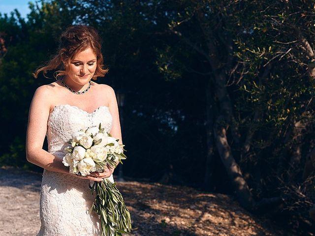 Il matrimonio di Paul e Leah a Castellammare del Golfo, Trapani 46