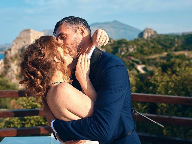 Il matrimonio di Paul e Leah a Castellammare del Golfo, Trapani 51