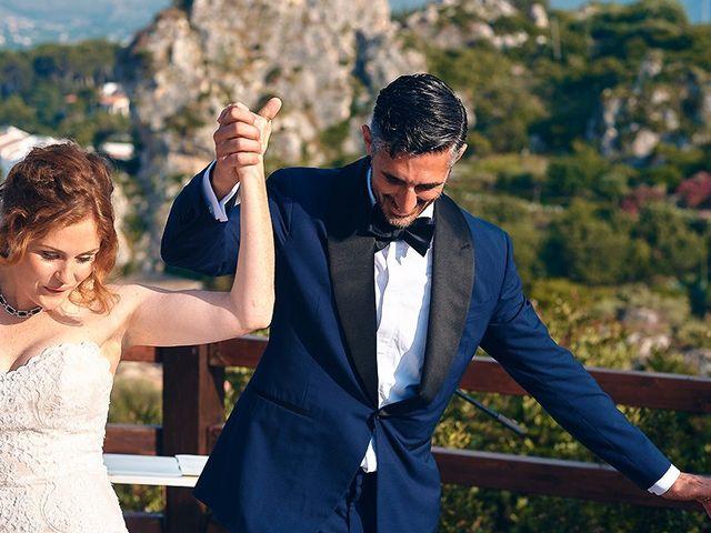 Il matrimonio di Paul e Leah a Castellammare del Golfo, Trapani 53