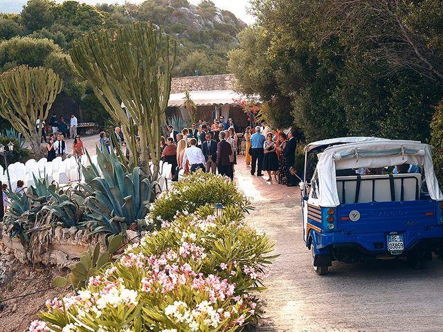 Il matrimonio di Paul e Leah a Castellammare del Golfo, Trapani 59