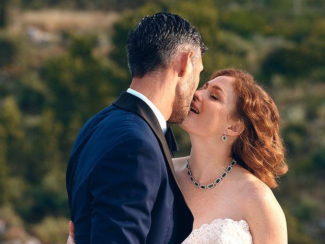Il matrimonio di Paul e Leah a Castellammare del Golfo, Trapani 60